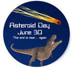 Celebrate Asteroid Day on June 30 while you still can!