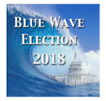 Blue Wave Election shirts, hats, bumper stickers, banners and more. Find what you need to support the vote for this important midterm 2018 election.