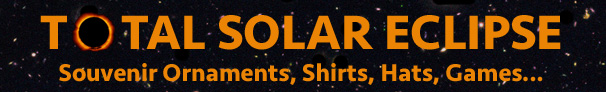 Find t-shirts, hats and party supplies to celebrate the great American total solar eclipse on August 21 here!