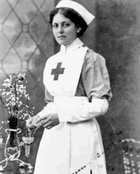 Violet Jessop, 1915